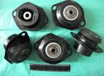 Renovated Citroen CX lower engine mounts.